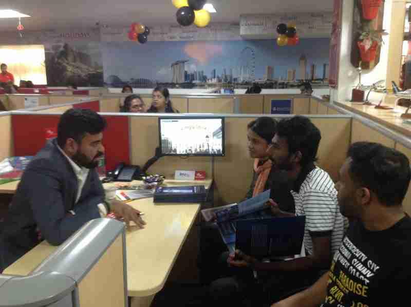Riya Study Abroad
